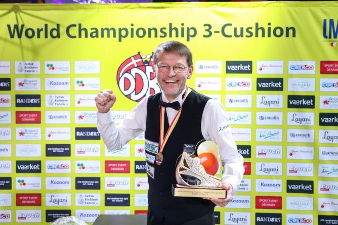 LAXOU à DOUARNENEZ avec le nouveau Champion du Monde